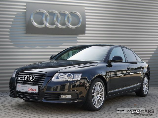 2009 audi a6 saloon 3 0 tdi quattro car photo and specs. Black Bedroom Furniture Sets. Home Design Ideas