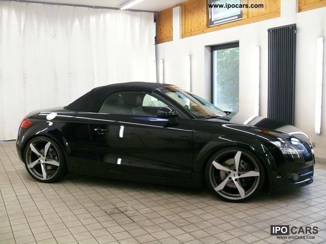2007 Audi Tt Convertible Car Photo And Specs