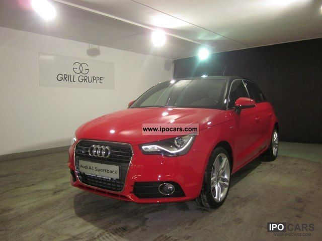 2011 audi a1 sportback 1 4 tfsi s line 90 122 kw ps s t car photo and specs. Black Bedroom Furniture Sets. Home Design Ideas