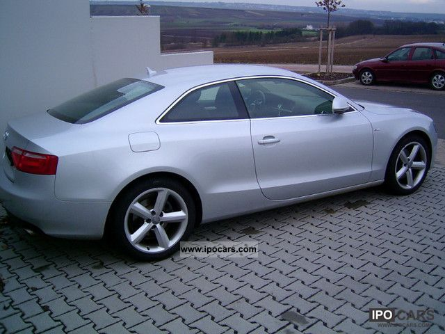 2009 audi a5 2 7 tdi s line multitronic car photo and specs. Black Bedroom Furniture Sets. Home Design Ideas