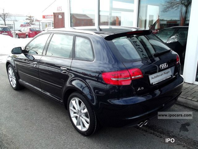 2012 audi a3 1 4 tfsi sportback xenon pdc tel car photo and specs. Black Bedroom Furniture Sets. Home Design Ideas