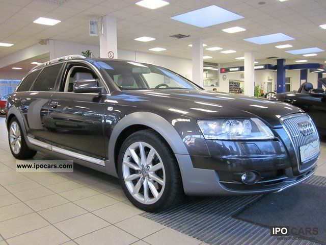 2008 audi a6 allroad quattro 3 0 tdi automatic full car photo and specs. Black Bedroom Furniture Sets. Home Design Ideas