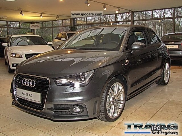 2012 audi a1 3 door 1 4 tfsi s line s tronic kwps 136 185 car photo and specs. Black Bedroom Furniture Sets. Home Design Ideas