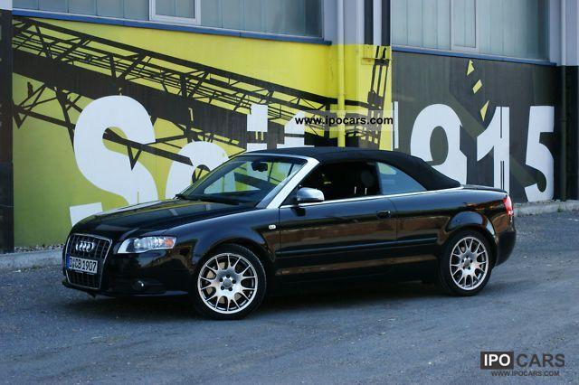 2006 audi s4 cabriolet car photo and specs. Black Bedroom Furniture Sets. Home Design Ideas