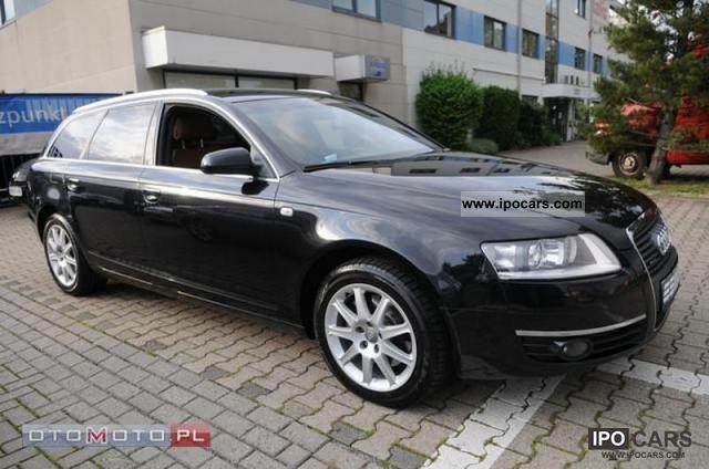 2008 Audi  A6 3.0 TDI - 100% BEZWYPADKOWY! Estate Car Used vehicle photo