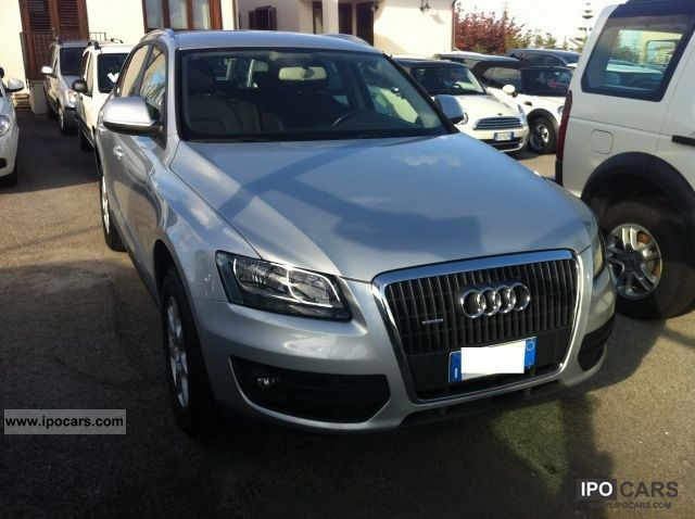 2009 Audi  Q5 2.0 TDI F.AP. quattro Off-road Vehicle/Pickup Truck Used vehicle photo