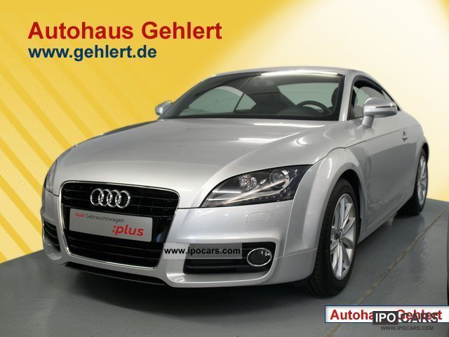 2010 Audi  TT Coupe 1.8 TFSI Sports car/Coupe Used vehicle photo