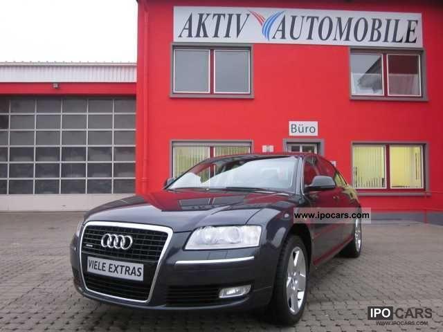 2008 Audi  A8 3.0 TDI AIR SUSPENSION / XENON / LEATHER / NAVI Limousine Used vehicle photo