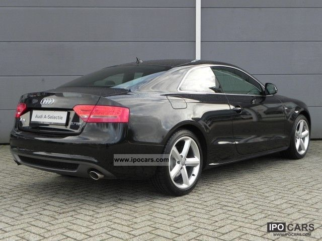 2009 audi a5 coupe 2 7 tdi automaat pro line car photo and specs. Black Bedroom Furniture Sets. Home Design Ideas