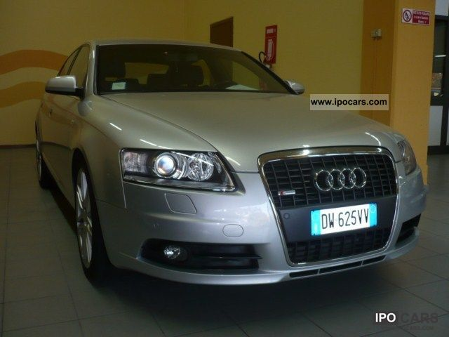 2009 Audi  A6 V6 3.0 TDI Quattro Tiptr.Lim.Edit FAP. Limousine Used vehicle photo