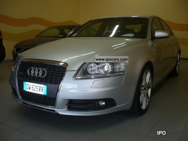 2009 audi a6 v6 3 0 tdi quattro tiptr lim edit fap car photo and specs. Black Bedroom Furniture Sets. Home Design Ideas