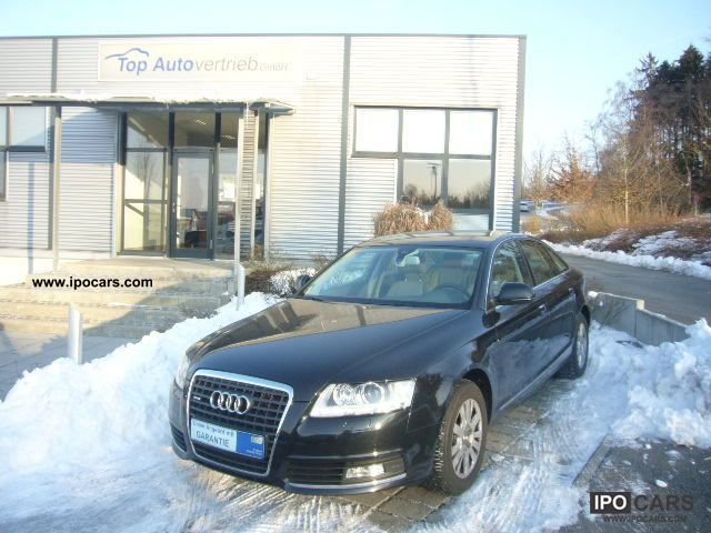 2010 Audi  A6 Saloon 2.7 TDI Quattro with top features! Limousine Used vehicle photo