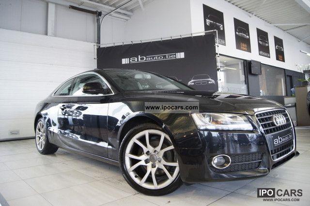 2008 Audi  A5 2.7 V6 TDI 190 DPF Multitronic setting A Sports car/Coupe Used vehicle photo