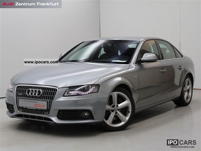 2008 audi a4 saloon s line 2 7 tdi ambition multitronic car photo and specs. Black Bedroom Furniture Sets. Home Design Ideas