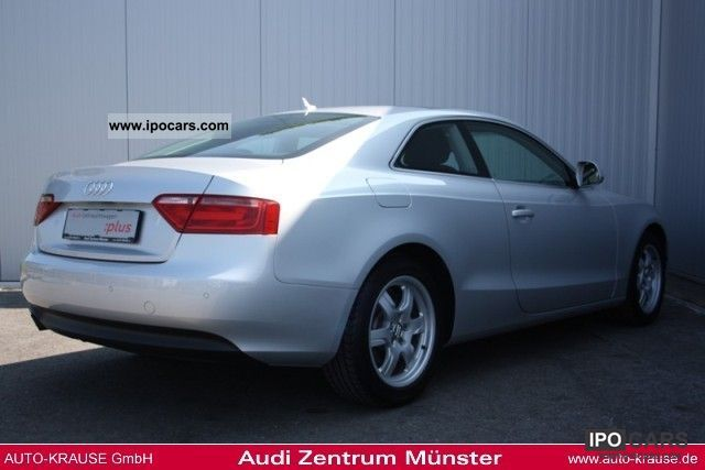 2009 audi a5 coupe 2 0 tdi car photo and specs. Black Bedroom Furniture Sets. Home Design Ideas