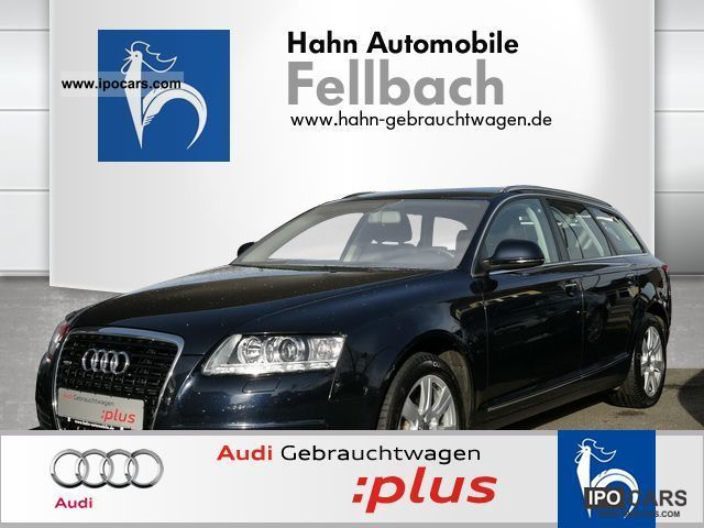 2009 Audi  A6 Avant 3.0TDI quat.tiptr.Leder Xen. NaviMMI Estate Car Used vehicle photo