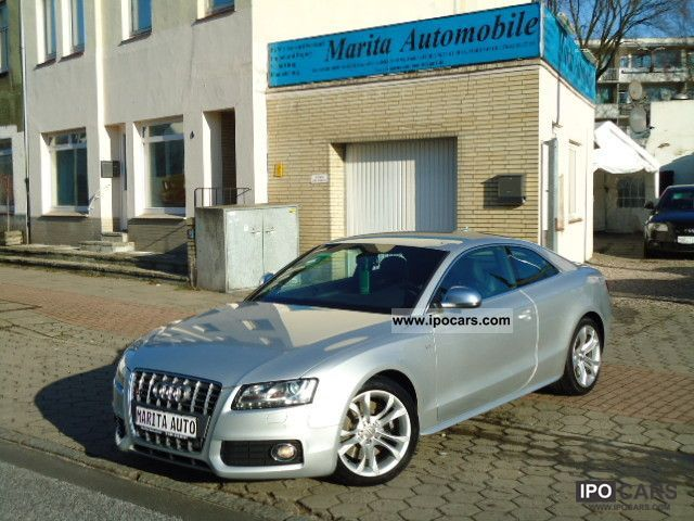 2008 Audi  * EXCLUSIVE * S5 S-STANDH. * O * B & 2xEL.SITZBE. MEGA * FULL * Sports car/Coupe Used vehicle photo