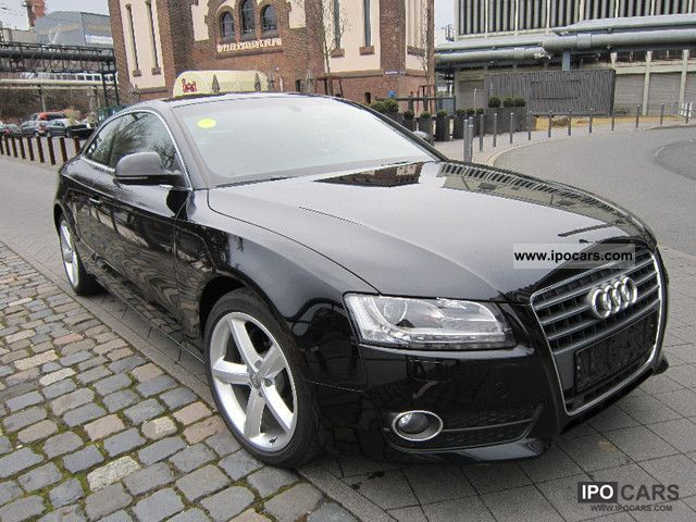 2009 Audi  A5 2.7 TDI AUTO \ Sports car/Coupe Used vehicle photo