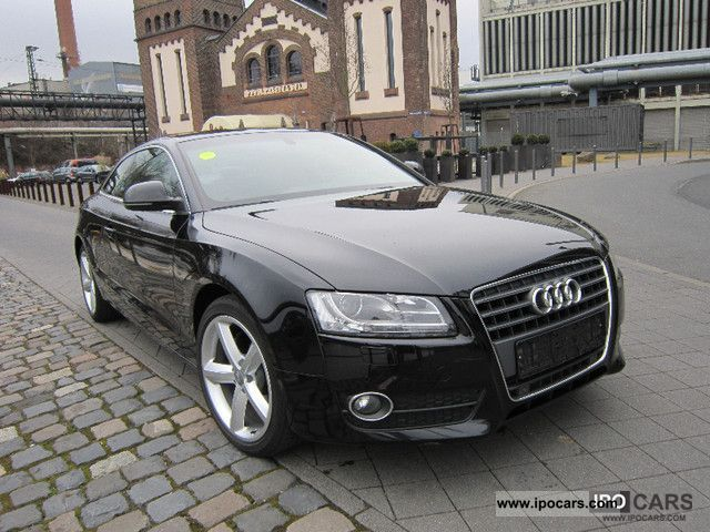 2009 audi a5 2 7 tdi auto car photo and specs. Black Bedroom Furniture Sets. Home Design Ideas