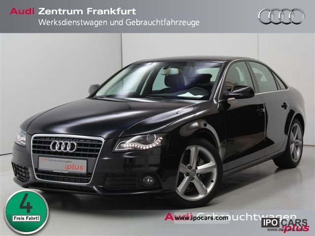 2011 audi a4 saloon 2 0 tdi multitronic xenon atmosphere car photo and specs. Black Bedroom Furniture Sets. Home Design Ideas