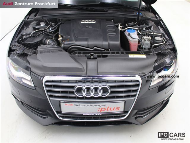 2012 audi a4 20 tdi 143 hp multitronic