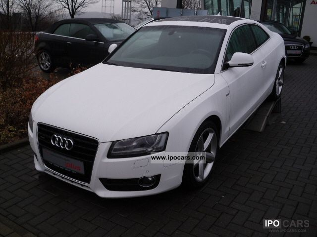 2009 audi a5 coupe 3 0 tdi quattro 6 speed car photo and specs