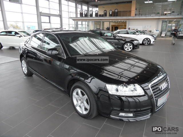 2010 Audi  A6 Saloon 2.0 TDI NAVI XENON PDC DVD GRA 1.Hd Limousine Used vehicle photo