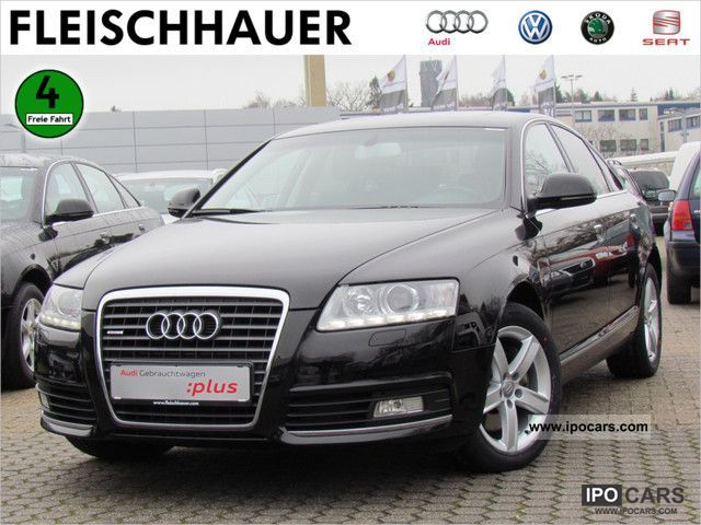 2010 audi a6 2 7 tdi quattro navigation car photo and specs. Black Bedroom Furniture Sets. Home Design Ideas