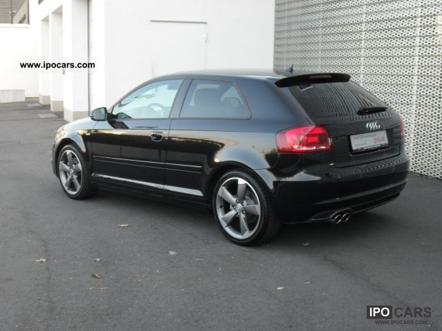 2011 audi a3 2 0 tfsi s line s tronic car photo and specs. Black Bedroom Furniture Sets. Home Design Ideas