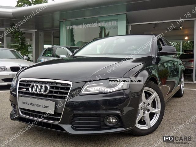 2007 audi a4 2 7 v6 tdi f ap mult advanced car photo and specs. Black Bedroom Furniture Sets. Home Design Ideas