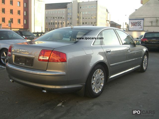 2006 audi a8 4 2 tdi full car photo and specs. Black Bedroom Furniture Sets. Home Design Ideas