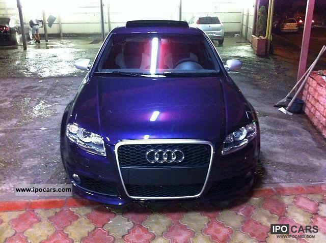 Audi S Car Photo And Specs - 2006 audi s4