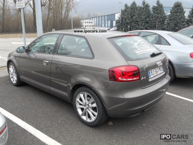 2011 audi 2 0 tdi 140 dpf 3p a3 ambition car photo and specs. Black Bedroom Furniture Sets. Home Design Ideas