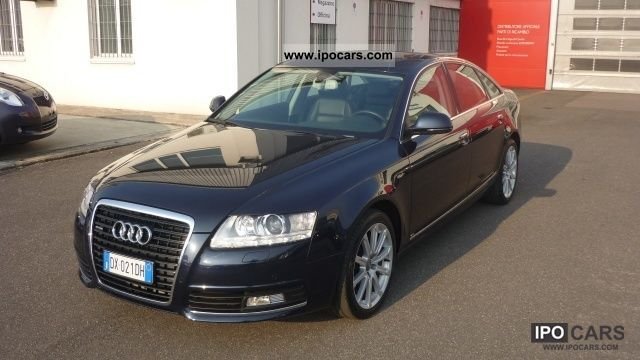 2009 audi a6 3 0 v6 tdi quattro 240cv tip berlina car photo and specs. Black Bedroom Furniture Sets. Home Design Ideas