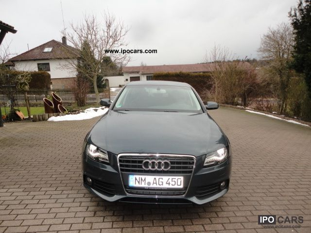 2010 audi a4 2 0 tdi pd ambiente car photo and specs. Black Bedroom Furniture Sets. Home Design Ideas