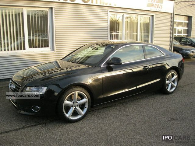 2009 audi a5 coupe 2 7 tdi car photo and specs. Black Bedroom Furniture Sets. Home Design Ideas