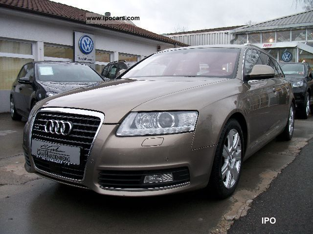 2008 Audi  quattro Estate Car Used vehicle photo