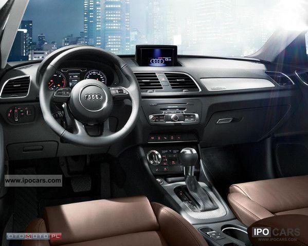 2011 Audi Q3 Quattro 2 0 Tfsi S Tronic 170hp New To Order