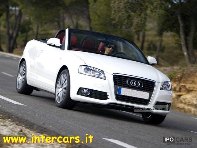 2010 audi a3 cabriolet 2 0 tdi s line xenon car photo and specs. Black Bedroom Furniture Sets. Home Design Ideas