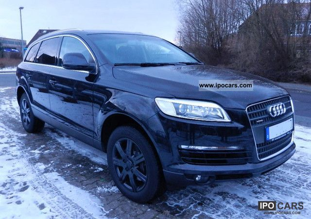 2007 Audi  3.0 TDI quattro tiptronic NEW BRAKES Off-road Vehicle/Pickup Truck Used vehicle photo
