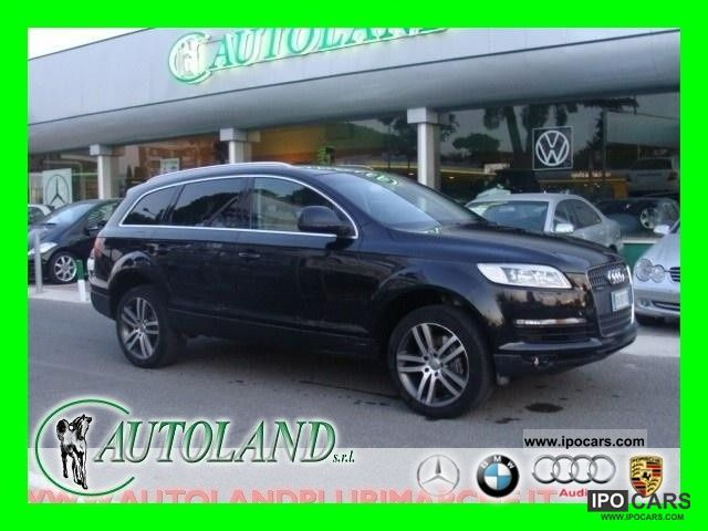 2006 Audi  Q7 3.0 TDI NAVI XENON PDC CERCHI 20 PELLE CHIARA Off-road Vehicle/Pickup Truck Used vehicle photo