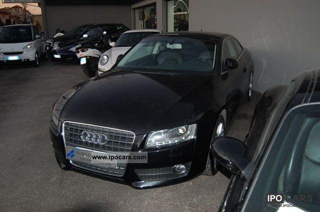 2007 Audi  A5 2.7 AUTOMATICA MOTORS CON SOLI 40 000 KM Sports car/Coupe Used vehicle photo