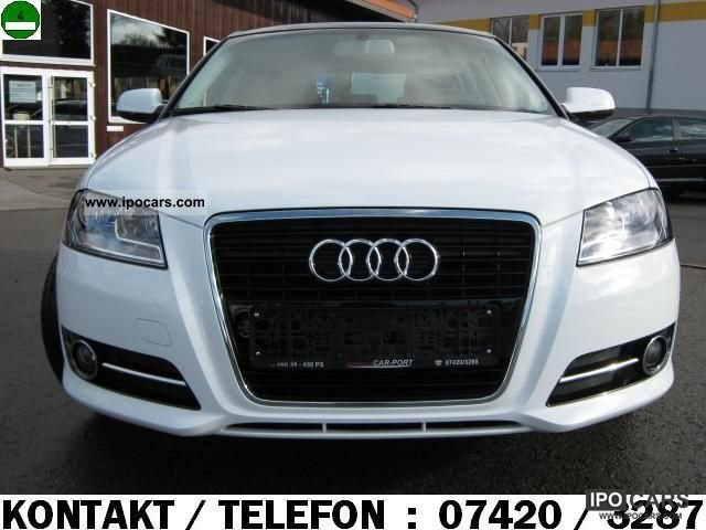 2012 Audi  A3 1.4 TFSI Sportback Estate Car Pre-Registration photo
