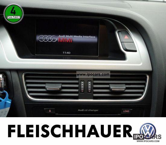 2007 Audi A4 2.7 TDI Ambition NAVIGATION