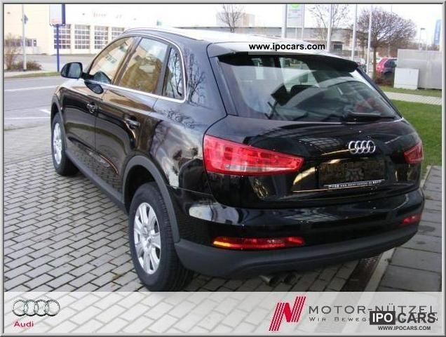 2012 audi q3 2 0 tdi car photo and specs. Black Bedroom Furniture Sets. Home Design Ideas