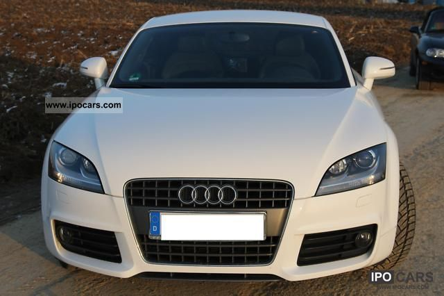 2009 Audi  1.8TFSI 210PS with ABT, warranty, almost fully Sports car/Coupe Used vehicle photo