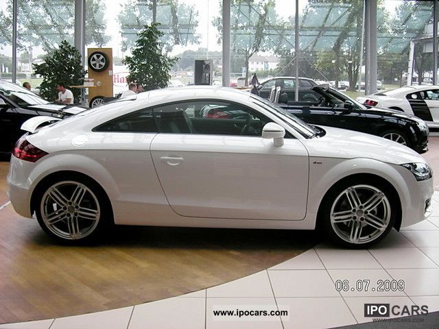 2009 Audi  1.8 TFSI with 210PS 2.0 TFSI like (guaranteed) Sports car/Coupe Used vehicle photo