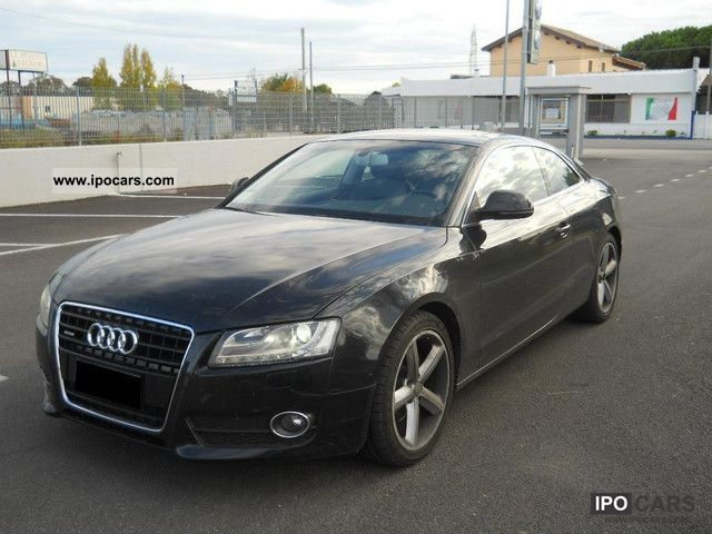2007 audi a5 3 0 tdi v6 quattro car photo and specs. Black Bedroom Furniture Sets. Home Design Ideas
