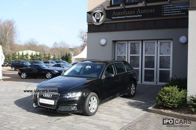 2010 Audi  A4 2.0 TDI DPF Quatt. Avant Ambiente navigation, APC Estate Car Used vehicle photo
