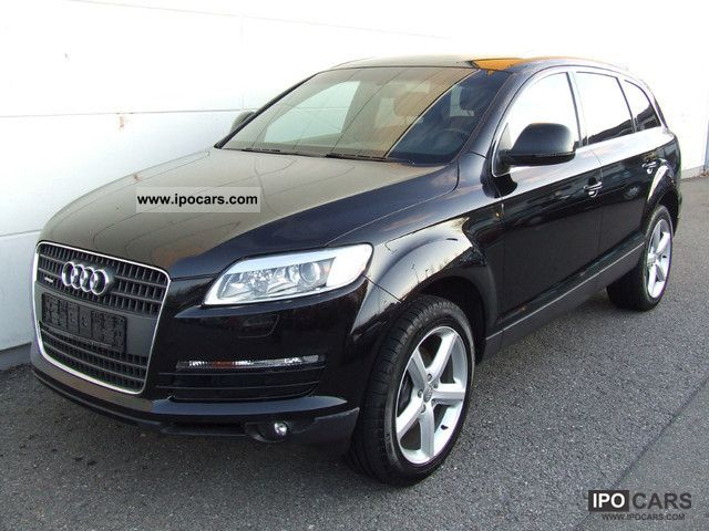 2007 Audi  Q7 Quattro 4.2FSI * NAVI MMI * APS * BiXenon * 20 \ Limousine Used vehicle photo
